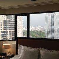 Photo taken at Bandara Suites Silom by Thomas G. on 4/11/2013