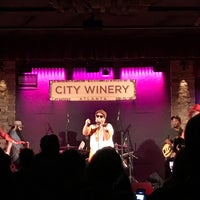 Photo taken at City Winery Atlanta by Carrie B. on 6/2/2017