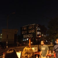 Photo taken at Flux Night by Carrie B. on 10/7/2012