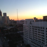 Photo taken at Loews Atlanta Hotel by Carrie B. on 1/18/2013