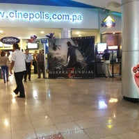 Photo taken at Cinépolis by Francisco G. on 6/29/2013