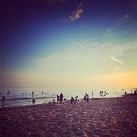 Photo taken at Пляж в Парке 300-летия by Belka G. on 6/24/2013