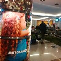 Photo taken at Metrogas by Luis M. on 11/11/2014