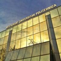 Photo taken at Restaurant Universitar Politehnica by Valentin-Narcis S. on 4/11/2013