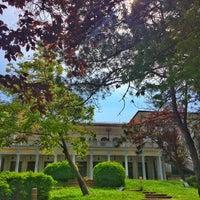 Photo taken at Palatul Snagov by Valentin-Narcis S. on 5/6/2015