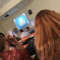 Photo taken at Akdeniz Üniversitesi Finike Meslek Yüksek Okulu by Burak Ö. on 9/28/2017