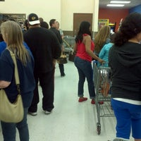 Photo taken at Walmart Supercenter by Keith P. on 5/29/2013