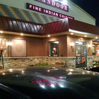 Photo taken at Tandoor Indian Cuisine by Keith P. on 7/28/2015
