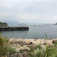 Photo taken at Ma Liu Shui Ferry Pier by Joel S. on 4/14/2017
