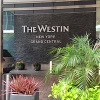 Photo taken at The Westin New York Grand Central by Joel S. on 7/23/2013