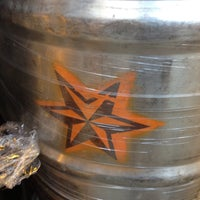 Photo taken at Sixpoint Brewery by Joel S. on 8/24/2013