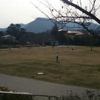 Photo taken at Jōyama Park by Tatsu T. on 3/15/2015