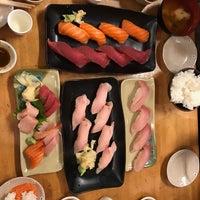 Photo taken at Geta Sushi by Lily B. on 12/4/2016