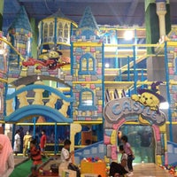 "Photo taken at ""Lollipop Play Land 'Love Mall"" by matthew m. on 12/15/2013"
