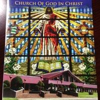 Photo taken at Pentecostal Temple Church Of God In Christ by Jennifer P. on 3/13/2013
