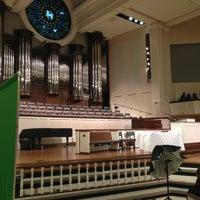 Photo taken at St. Andrew United Methodist Church by Jennifer P. on 1/26/2013