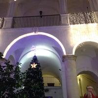 Photo taken at Caffè del Borgo Antico by Novella G. on 12/21/2014