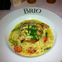 Photo taken at Brio Tuscan Grille by Aaliyah S. on 10/15/2012