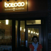 Photo taken at Boloco by Heavenly R. on 6/28/2013