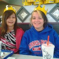 Photo taken at Burger King by Allison H. on 9/17/2012