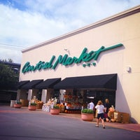 Photo taken at Central Market by Paola . on 9/15/2013
