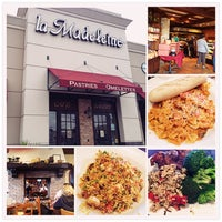 Photo taken at La Madeleine by Paola . on 3/9/2013