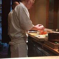 Photo taken at Sushi Tokami by Paola . on 10/16/2016