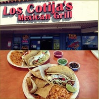 Photo taken at Los Cotijas Mexican Restaurant by Paola . on 10/14/2013