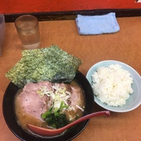 Photo taken at 横浜ラーメン武蔵家 幡ヶ谷店 by あらP ⤴. on 2/6/2017