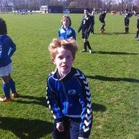 Photo taken at Sportpark De Eendracht by Marlin B. on 4/20/2013