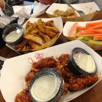 Photo taken at Buffalo Wild Wings by Emily P. on 7/23/2013