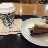Photo taken at Starbucks by なーち ♪. on 11/7/2017