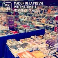 Photo taken at Maison de la Presse Internationale by Dan on 5/12/2013