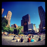 Photo taken at Union Square Park by Dominick M. on 6/12/2013