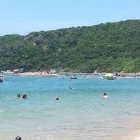 Foto tirada no(a) Praia da Tartaruga por Thaniara C. em 1/7/2013
