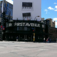 Photo taken at First Avenue & 7th St Entry by Gess H. on 6/3/2013