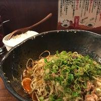 Photo taken at 汁なし担担麺専門 キング軒 東京店 by Keita M. on 10/24/2017