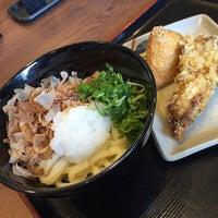 Photo taken at 讃岐製麺 熱田日比野店 by 吟 on 1/27/2016
