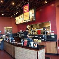 Photo taken at Café Yumm! by Miki M. on 9/21/2014