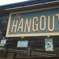 Photo taken at The Hangout by Korin M. on 5/1/2013