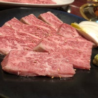 Photo taken at 竹原肉店 by acco on 5/9/2018
