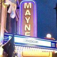 Снимок сделан в Mayne Stage пользователем Jeff O. 9/1/2013