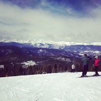 Photo taken at Keystone Resort by Andy W. on 4/6/2013