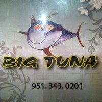 Photo taken at Big Tuna by Kadi P. on 2/3/2013