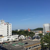 Photo taken at 新白河駅 1番線ホーム by はじたん改 on 7/11/2015