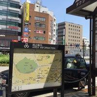 Photo taken at JR 目黒駅 東口 by はじたん on 4/26/2015