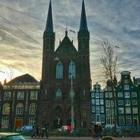"Photo taken at Rooms-Katholieke Kerk ""De Krijtberg"" by Berkan B. on 5/13/2016"