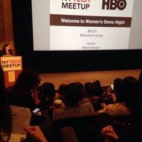 Photo taken at HBO Theater by Jennifer S. on 11/5/2014