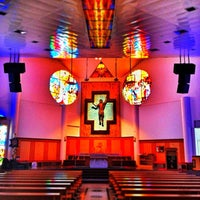 Photo taken at Catholic Church of the Holy Trinity by Eric R. on 3/29/2013
