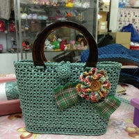 Photo taken at Sin Seng Lee (House of Knit, Sew and Craft) by Sharon H. on 3/9/2013